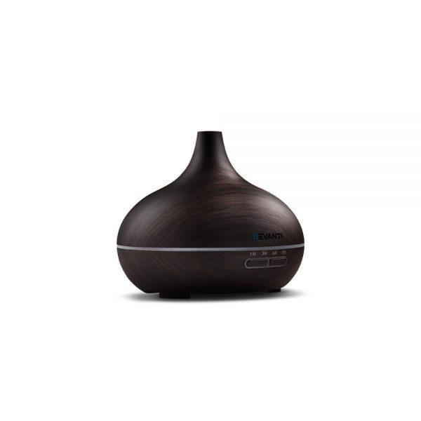 300ml 4-in-1 Aroma Diffuser Dark Wood