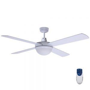 Devanti 52 Ceiling Fan - White