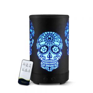 Devanti Ultraconic Aromatherapy Diffuser Aroma Oil Air Humidifier Halloween