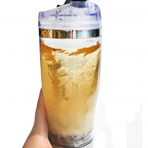 600ml Electric Smart Portable Blender Protein Shaker Detachable Mixer Cup Bottle