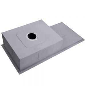 Cefito Stainless Steel Kitchen Sink 960X450MM Under Topmount Sinks Laundry Bowl Silver