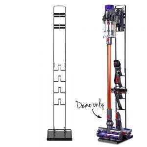 Freestanding Dyson Vacuum Stand Rack Holder Handheld Cleaner V6 7 8 V10 V11 Black